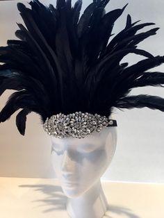 coiffe bandeau-Gatsby le magnifique des années par doramarra