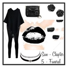 """Sun - Chapter 5 - Funeral"" by thenightismymisery on Polyvore"