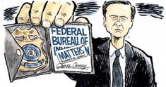 """Hillary's Email """"Investigation"""" Federal Bureau of Matters Poping Pimples, Federal Bureau, Conservative News, Freedom Of Speech, Political Cartoons, Satire, Investigations, Obama"""