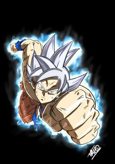 Goku Ultra Instinct - Final Form, Dragon Ball Super