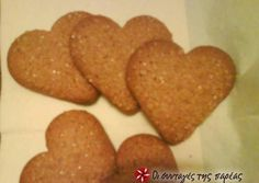 Μπισκότα κανέλας Sweets Recipes, Wine Recipes, Dog Food Recipes, Cookie Recipes, Desserts, Biscuit Cookies, Cake Cookies, Greek Cake, Greek Sweets