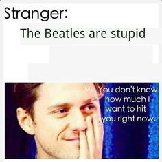 DON'T hate on the Beatles...