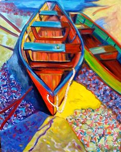 pulled ashore: Julia Carter