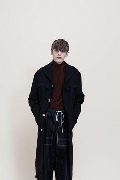 Chin Mens Fall Winter 2015 Otoño Invierno #Menswear #Trends #Tendencias #Moda Hombre  F.Y!