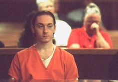 """"""" Roderick Justin Ferrell (born March was a member of a loose-knit gang of teenagers from Murray, Kentucky, known as the """"Vampire Clan."""" In Ferrell pled guilty to the double slaying of. Serial Killers, True Crime, Being Ugly, March, People, Photography, Image, Photograph, Fotografie"""