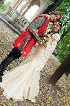 свадебные платья в эльфийском стиле