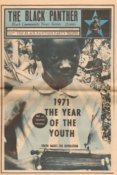 The Black Panther, January 2, 1971
