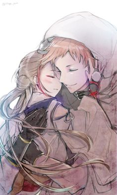 刀剣乱舞 touken ranbu Anime Sweet Couple, Manga Couple, Anime Siblings, Anime Couples, I Love Anime, Anime Guys, Manga Art, Anime Art, Otaku