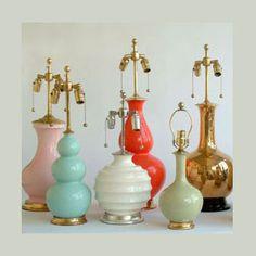 chris spitzmiller lamps