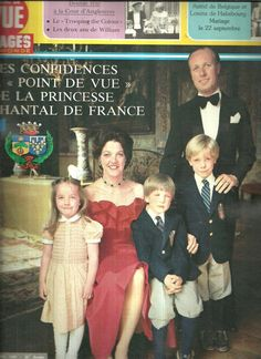 μ Point de vue N ° 1873 Confidences de la Princesse Chantal de France fr.picclick.com