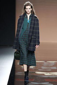 Pasarela Otoño-Invierno 2014/2015. Mercedes-Benz Fashion Week Madrid. Por la revista Vogue España.