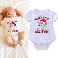 Newborn Infant Baby Boy Girl Christmas Santa Bodysuit Playsuit Short Sleeve Bebes Cotton Bodysuits One Pieces #>=#>=#>=#>=#> Click on the pin to check out discount price, color, size, shipping, etc. Save and like it!