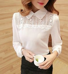 ==> reviews2016 Summer women's fashion Ol plus size slim Peter pan collar hollow out long sleeve lace shirts puff sleeve base blouse korea2016 Summer women's fashion Ol plus size slim Peter pan collar hollow out long sleeve lace shirts puff sleeve base blouse koreaSale on...Cleck Hot Deals >>> http://id519087234.cloudns.pointto.us/2043813051.html images