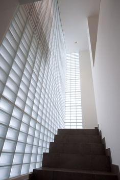 13 best glass block hallway images glass blocks glass block rh pinterest com