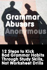 24 grammar rules in writing