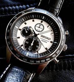 Seiko Chronograph 100m. SNDD93. Cal.7T92. (43mm)