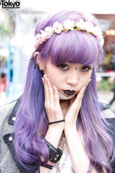 pastel hair - Bing Images