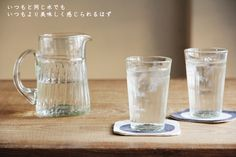 くるみガラスタンブラー ガラス工房 橙 | 日本の手仕事・暮らしの道具店 | cotogoto コトゴト