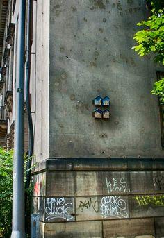 Bird Nests, Berlin Mitte