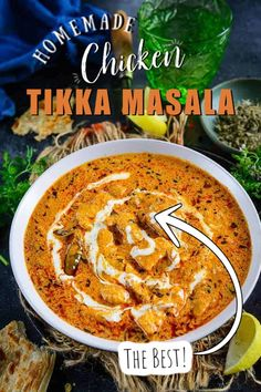 This recipe is one of the best Chicken Tikka Masala Recipe to make your favorite Indian take out at home. The homemade version is easy to make and the result is very tasty, restaurant-style, smoky chicken curry made in an authentic way. Chunky pieces of chicken simmered in a creamy onion tomato gravy which is infused with smoke flavor, this dish is a must-try. Here is How to make it at home.
