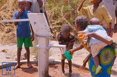 No matter how old you are, everyone enjoys clean, safe water! #itswhatwedo #W282