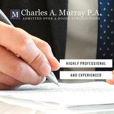 If you're looking for a highly professional and experienced attorney look no further than Charles A. Murray and receive 10% off on legal fees. Visit LivingLocalFL.com to redeem your offer. #legal #attorney #legalhelp #legalfees #thinklocal #buylocal #livelocal #livinglocal #localbusiness #localbiz #supportlocal #supportsmall #swfl #swflorida #fortmyers #estero #bonitasprings #naples