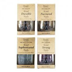 BWC Kind Caring Nails - Treatments