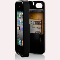 Eyn iPhone storage case.