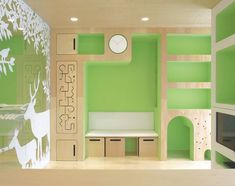 Matsumoto pediatric dental clinic | Interiors Design by Teradadesign Architects