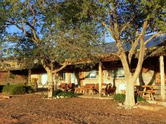 Living green at Valley of the Gods Bed & Breakfast