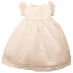 73165d7a369 We offer a beautful collection of silk christening dresses and toddler  flower girl dresses hand made to order in the UK. Sue Hill · Baby Girl  Christening