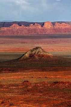 Cedar Mesa, Utah; photo by Robyn Hooz