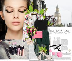 """""""Gorgeous One 3"""" by advent68 ❤ liked on Polyvore"""