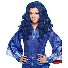 Disney Descendants Character Wig - Evie *** Details can be found by clicking on the image.