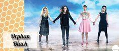 Indicação de Série: Orphan Black | Debora Montes Blog Para quem gosta de indicações de séries, no blog falo sobre a série Orphan Black, com Tatiana Maslany