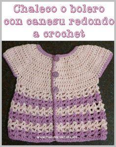 Crochet Toddler, Baby Girl Crochet, Crochet For Kids, Crochet Baby Cardigan Free Pattern, Crochet Baby Jacket, Crochet Patterns, Vestidos Bebe Crochet, Baby Girl Cardigans, Crochet Doll Clothes