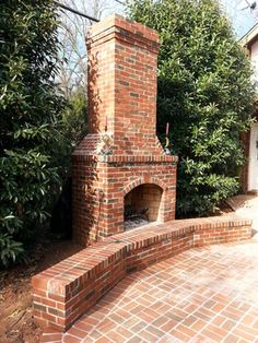 Outdoor Fireplace And Firepits Google Search