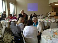 Another fabulous luncheon!  www.thefabulousworkingladies.com