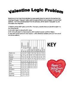 103 best math activities images on pinterest math activities math valentine logic and venn diagram bundle ccuart Choice Image