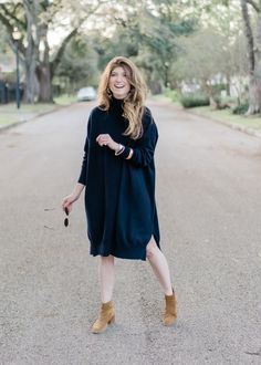 Cashmere Bag Dress,