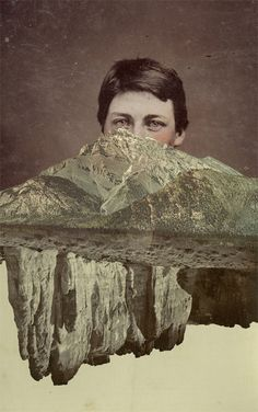 Rosanna Webster #collage #art #illustration #photography