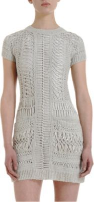 Such a classic with a twist...my closet is begging for it and on sale for $279! steal!