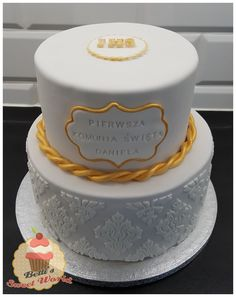 #communioncake #firstcommunioncake #cakeforgirl #cakeforboy