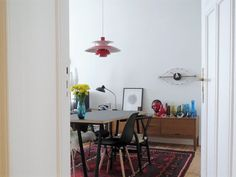 Valentinstag: SoLebIch's Lieblinge in Rot   Foto von Mitglied Hague Blue #diningroom #esszimmer #einrichtung #interior #interiordesign #rot #red #homeinspo #homedecor #solebich