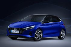 The exterior images of the 2020 Hyundai have leaked online. The all-new premium hatchback will be unveiled at the 2020 Geneva Motor Show on 3 March. Auto Hyundai, Hyundai Cars, New Hyundai, Carros Hyundai, Hyundai I20, Hyundai Veloster, Audi Q4, Honda Jazz, Polo Volkswagen
