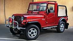 First launched in 2010, Mahindra today gets a new avatar with all its new mind-boggling features, bold looks that is one of the best for adventure seekers.  To own one, visit Mahindra online.