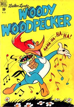 Woody Woodpecker Song | Music | Kay Kyser - The Woody Woodpecker Song