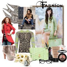 """Fashion sprin 2013"" by jj-van-gemert on Polyvore"