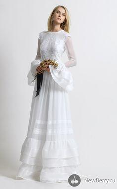 Свадебные платья Christos Costarellos 2014