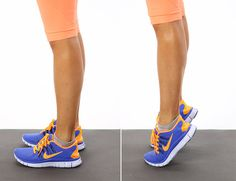 ways to strengthen ankles to avoid twists. Needed this for basketball coming up!